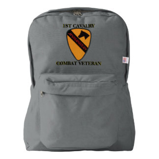 1ST CAVALRY AFGHANISTAN COMBAT VETERAN BACKPACK