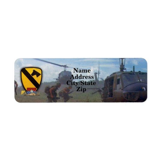 1st cavalry air cav vietnam nam war