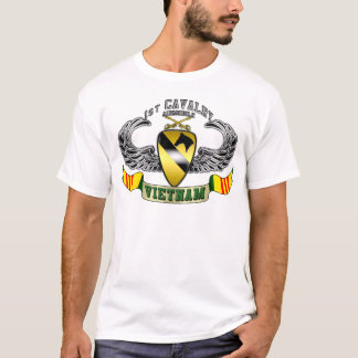 1st Cavalry-Airmobile T-Shirt