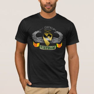 1st Cavalry - Airmobile VN T-Shirt
