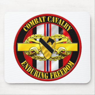 1st Cavalry Division Cavalry Scout OEF Mouse Pad