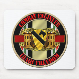 1st Cavalry Division Engineer OIF Mouse Pad
