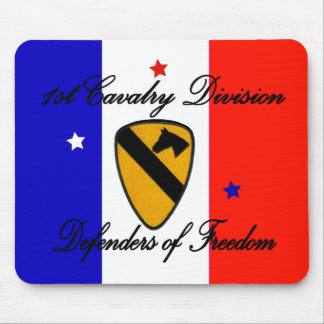 1st Cavalry Division Mouse Mats
