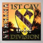 1st Cavalry Division OIF VETERAN Print