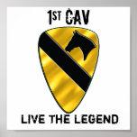 1st Cavalry Division Print