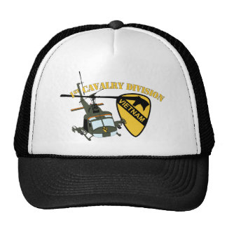 1st Cavalry Division - Vietnam Cap