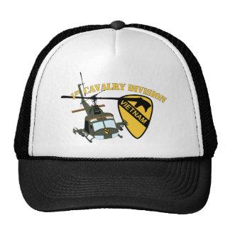 1st Cavalry Division - Vietnam - Huey Cap