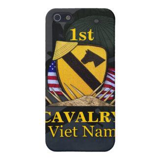 1st cavalry division vietnam veterans i case for the iPhone 5
