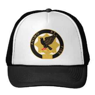 1st Cavalry Regiment - Coat Of Arms Cap