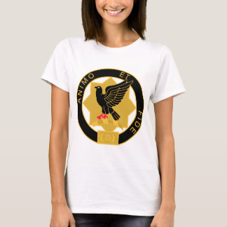 1st Cavalry Regiment - Coat Of Arms T-Shirt