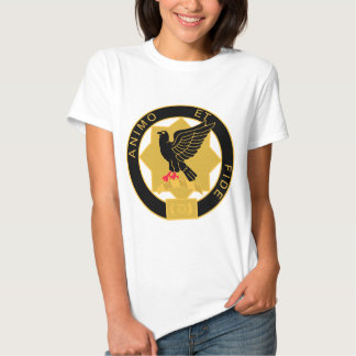 1st Cavalry Regiment - Coat Of Arms T Shirts