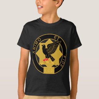 1st Cavalry Regiment - Coat Of Arms Tee Shirt