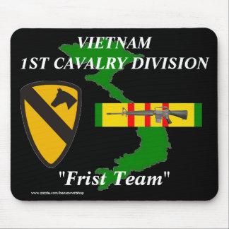 1st Cavalry Vietnam Mousepad 2/b