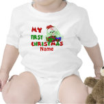 1st Christmas Bunny Personalised T-Shirt