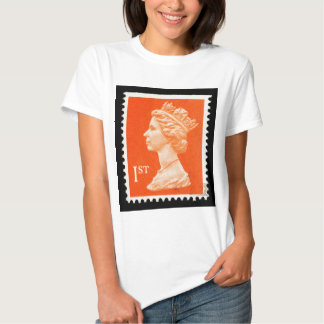 1st Class Stamp Tshirt
