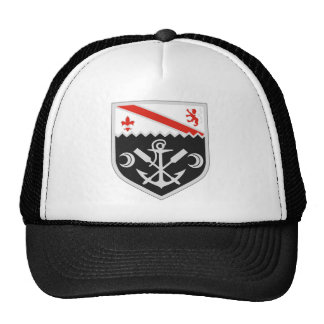 1st Engineer Combat Bn Trucker Hats