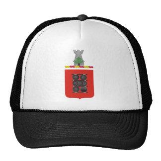 1st Field Artillery Regiment Coat of Arms Cap