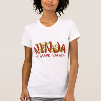 1st Grade Dragon Ninja Tshirts