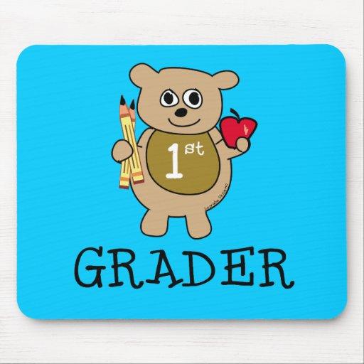 1st Grader Mousepad