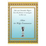 1st Holy Communion Party Invitation Custom Invitations