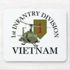 1st ID Vietnam Mouse Mat