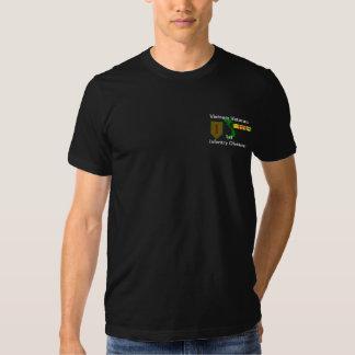 1st Inf Div Viet Vet-1 T Shirt