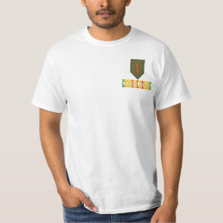 1st Infantry Division CH-47 Chinook Gunner Shirt