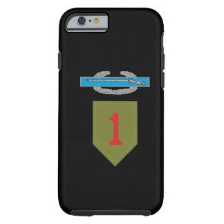 1st Infantry Division CIB Tough iPhone 6 Case