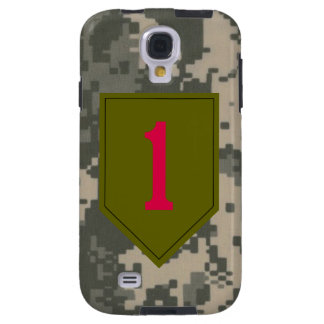 """1st Infantry Division """"The Big Red One"""" Digital Galaxy S4 Case"""