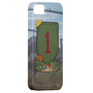 1st Infantry Division Vietnam Nam War Case For The iPhone 5