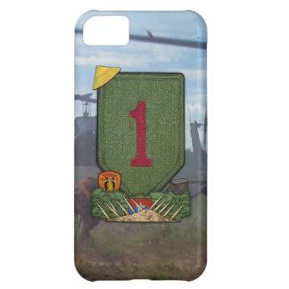 1st Infantry Division Vietnam Nam War iPhone 5C Case