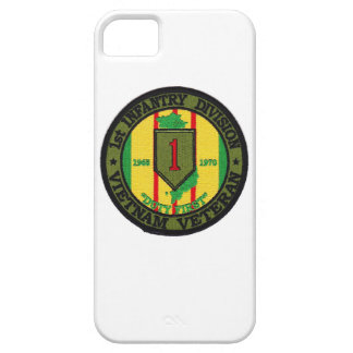 1st Infantry Vietnam Veteran IPhone 5 Case