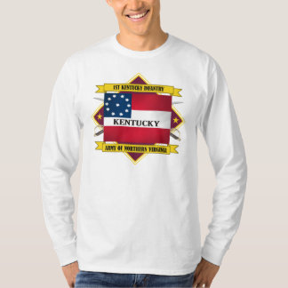1st Kentucky Infantry T-Shirt