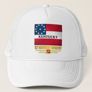 1st Kentucky Infantry Trucker Hat