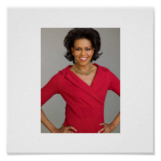 1ST LADY MICHELLE OBAMA POSTERS