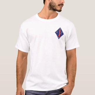 1st Marine Division WORLD TOUR T-Shirt