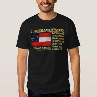 1st Maryland Infantry (BA2) T-shirt