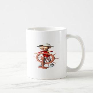 1st Mate Basic White Mug