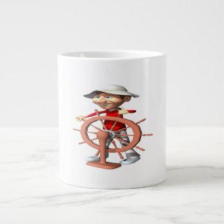 1st Mate Jumbo Mug