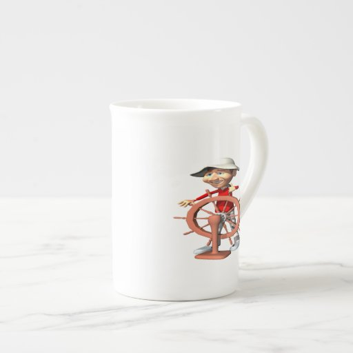 1st Mate Bone China Mugs