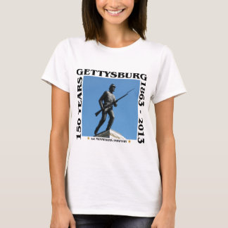 1st Minnesota Infantry - 150th Gettysburg T-Shirt