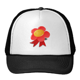 1st Place Ribbon Trucker Hat