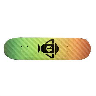 1st Place Trophy Design Skate Board Deck