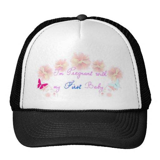 1st pregnancy hat