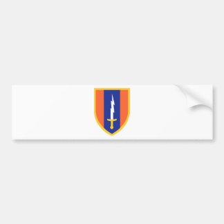 1st Signal Brigade Insignia Bumper Stickers