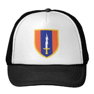 1st Signal Brigade Insignia Hat