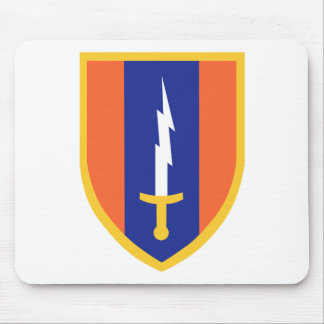 1st Signal Brigade Insignia Mouse Pads
