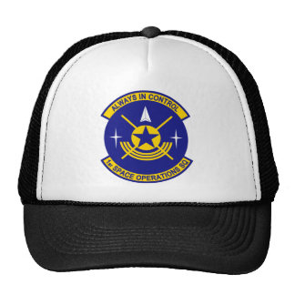 1st Space Operations Squadron - Always In Control Mesh Hats