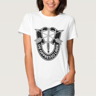 1st Special Forces Distinctive Unit Insignia T Shirts