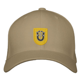 1st Special Forces Group Embroidered Hats
